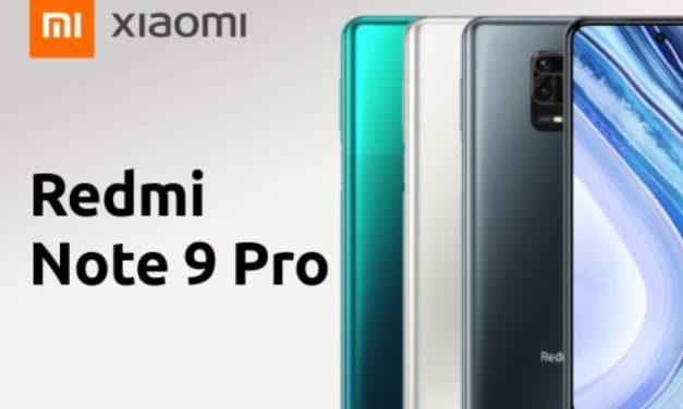 Redmi Note 9 Pro für 39 € – Allnet – 5 GB – crash Allnet (Telekom Netz) – 12,99 € monatlich